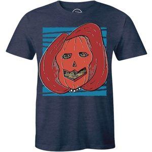 Funny Pumpkin Hallooween Costume Tee Men's T-shirt
